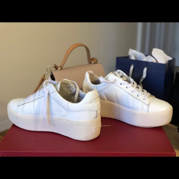 f33a485e415b Ash Shoes - 💖 Famous Ash Cult sneakers White Leather Platform